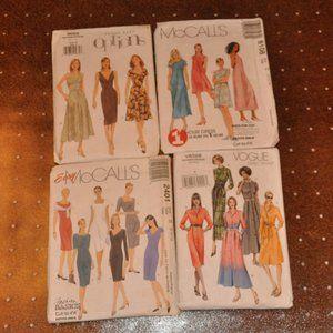 Women's Dresses Sewing Patterns